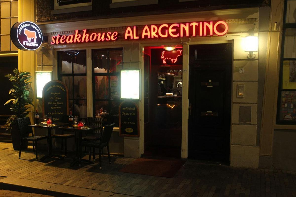 steakhouse amsterdam west